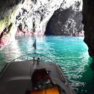 小樽の青の洞窟ツアー
